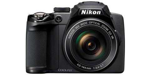 Aproxime as cenas com a Nikon Coolpix P500