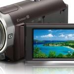Filmadora digital: modernas e cada vez mais compactas