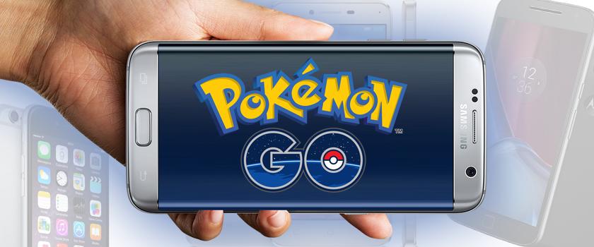 Os 5 melhores celulares para jogar Pokemon Go