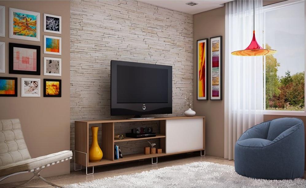 5 dicas para decorar sua sala de estar sem gastar muito