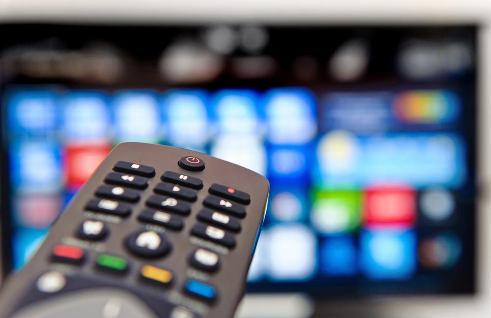 televisão com internet pega vírus