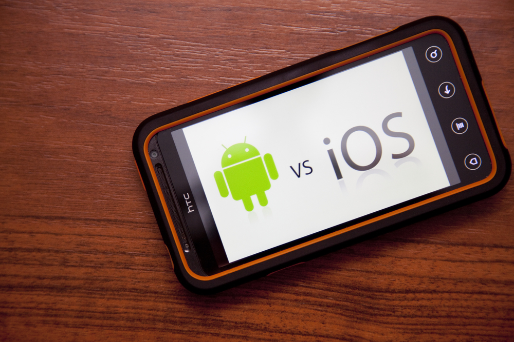 Android ou iOS