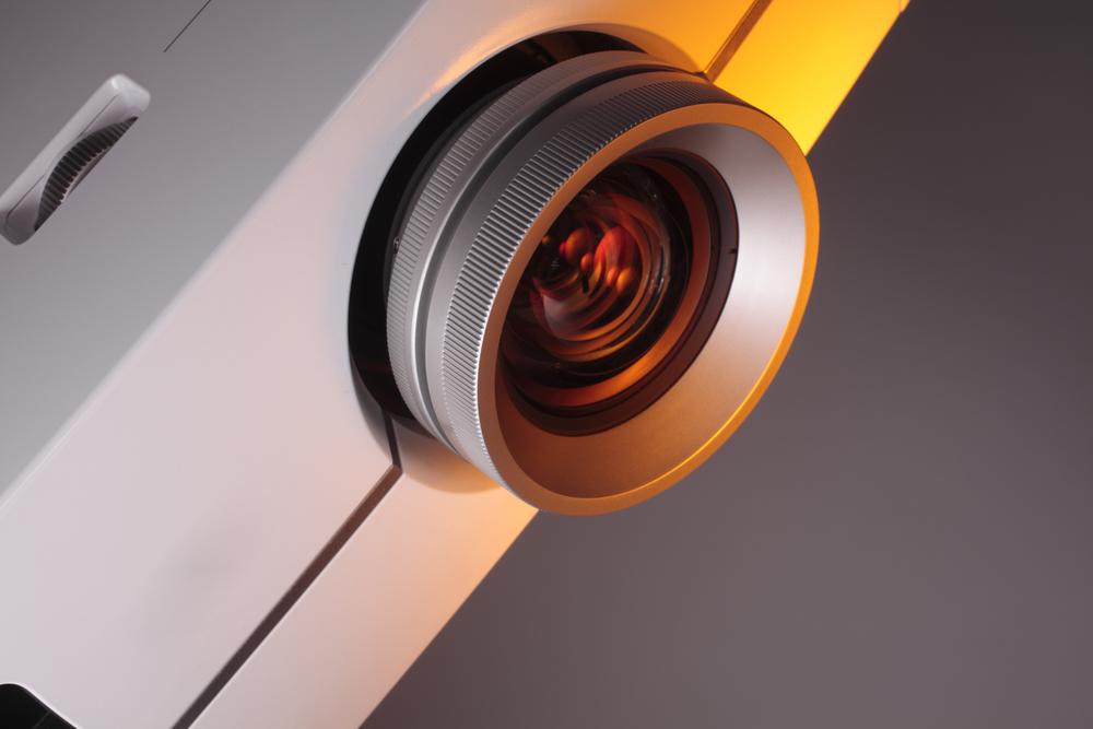 projetor para sala