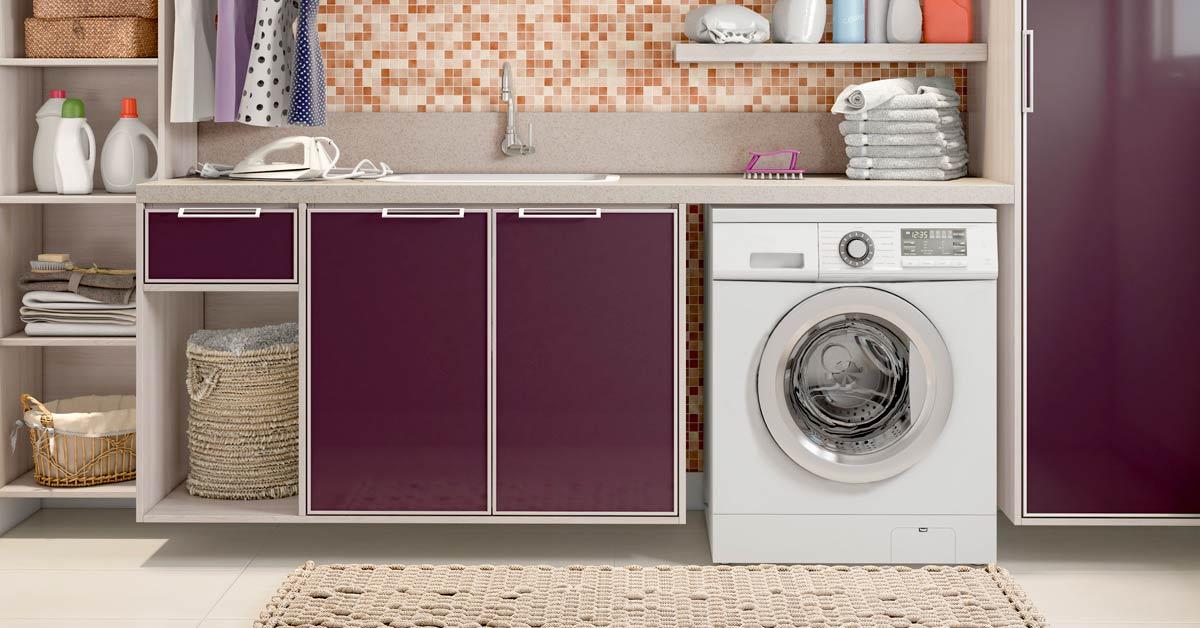 melhor lavadora de roupas