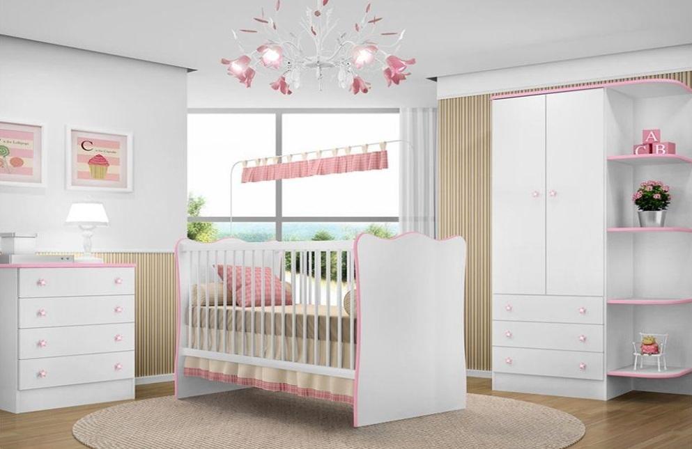 Decoração de quarto de bebê: como escolher da cor aos móveis gastando pouco