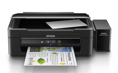 Impressora multifuncional home office