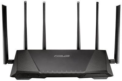 Roteador Wi-fi Asus RT-AC3200