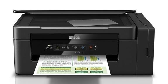 Impressora multifuncional volta às aulas