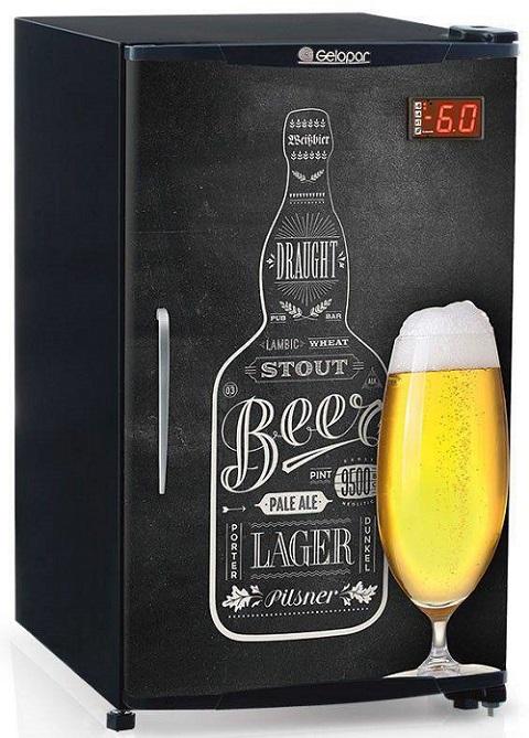 Cervejeira Gelopar GRBA-120QC