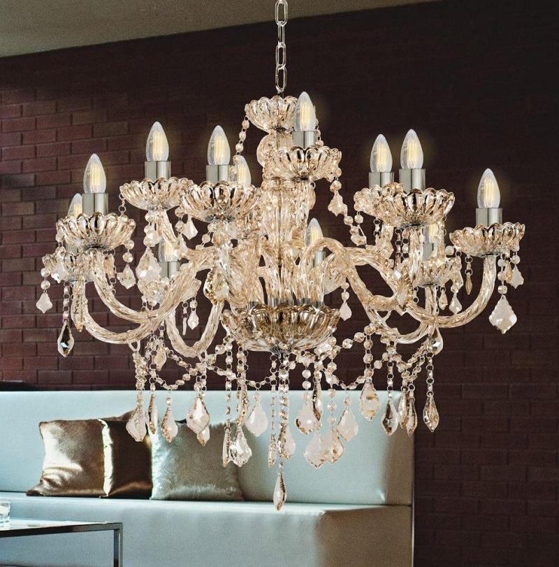 Dicas de como escolher lustre na decoração