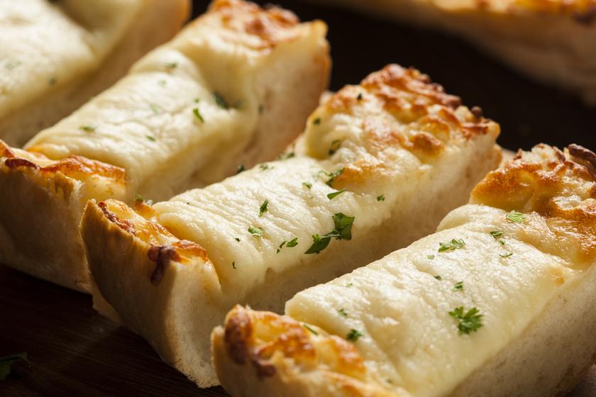 Pão de alho airfryer