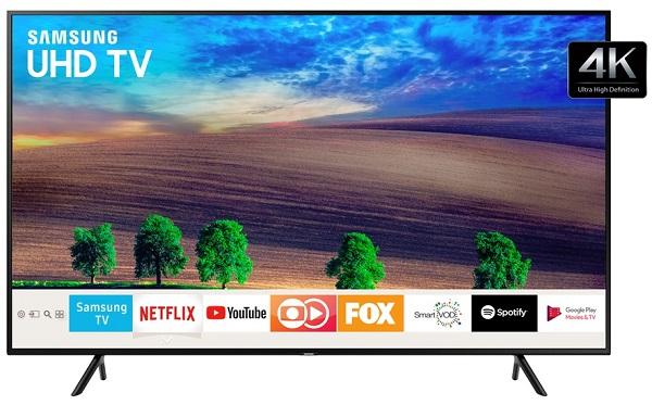 Smart TV Samsung UN49NU7100GXZD