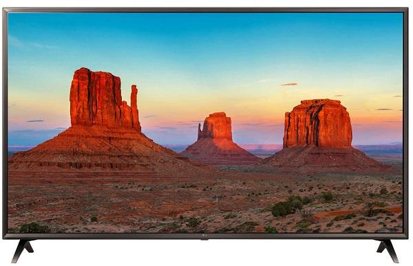 """Smart TV LED 49"""" LG 4K 49UK6310PSE"""