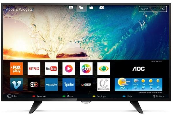 """Smart TV LED 39"""" AOC LE39S5970"""