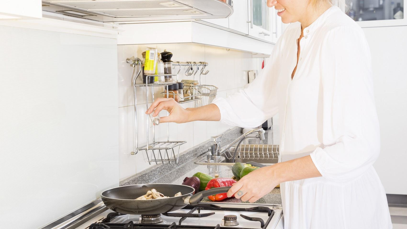 fogão cozinha