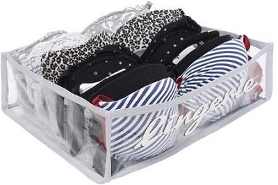 organizar sutiã roupa intima