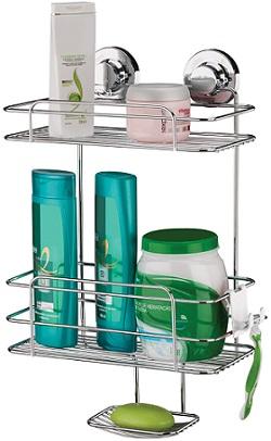suporte para banheiro produtos higiene