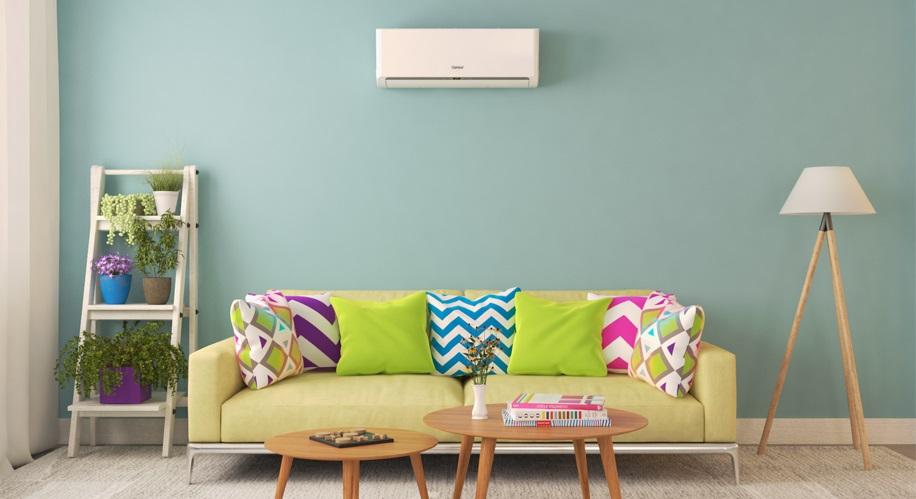 ar-condicionado quente ou aquecedor