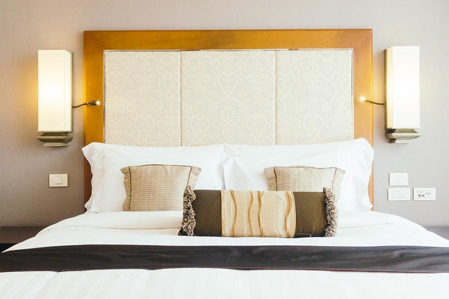 almofada cama