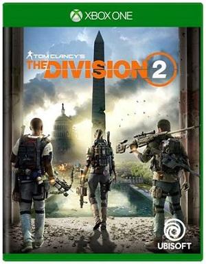 jogos para Xbox One The Division 2