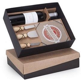 kit vinho natal