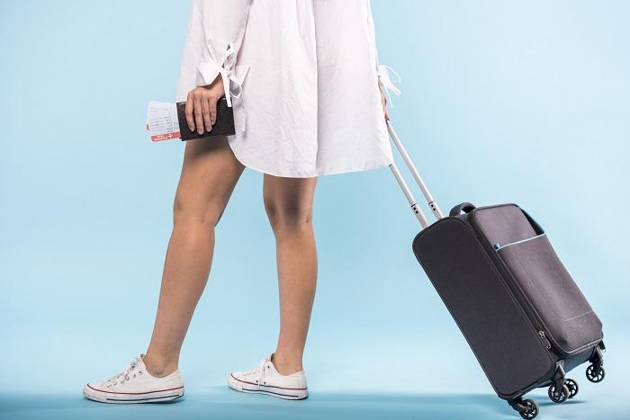 melhor tipo de mala de viagem