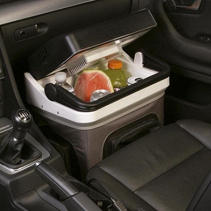 cooler caixa térmica carro