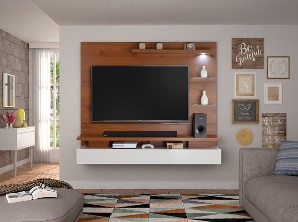 rack de tv sala