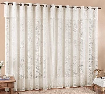 cortina delicada