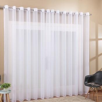 cortina tecido leve