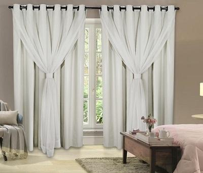 xales de cortina quarto sala