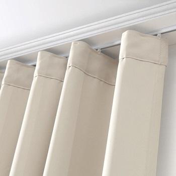 cortina trilho