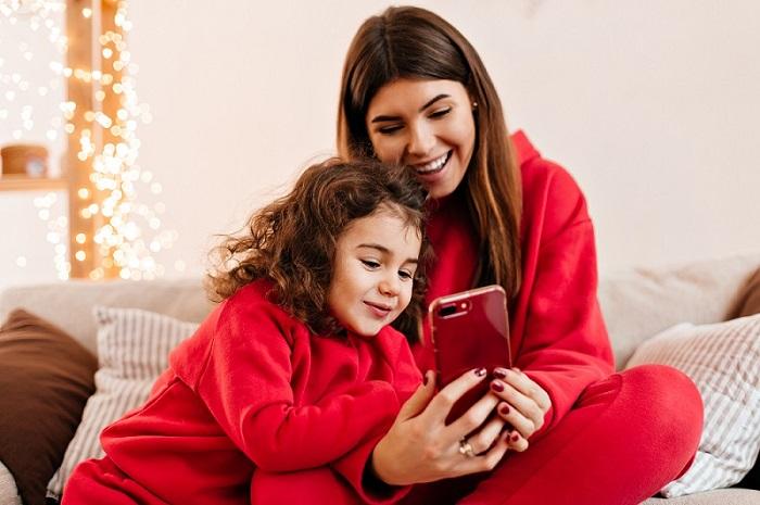 presente dia das mães celulares