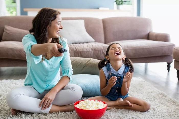 smart tv dia das mães