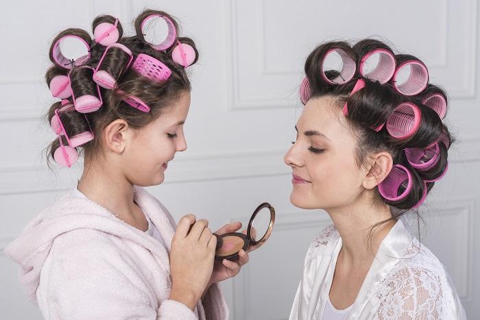 maquiagem dia das mães
