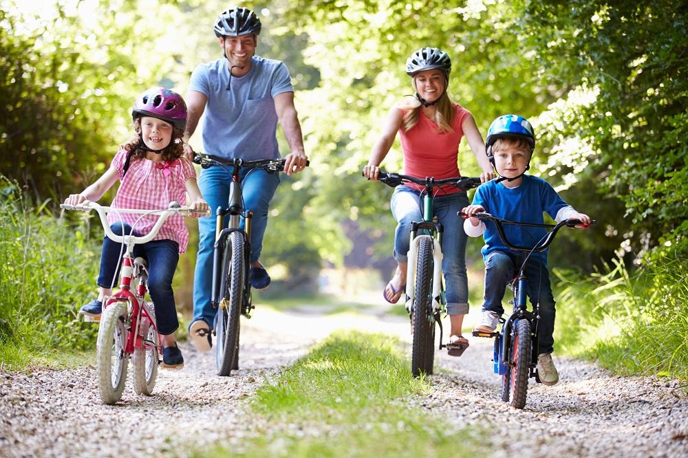 Bicicleta infantil: saiba como escolher a bicicleta ideal para cada idade