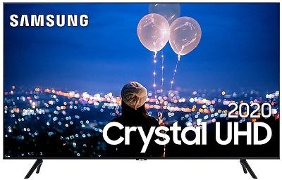"Smart TV 50"" Samsung 4K UN50TU8000GXZD"