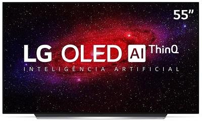 """Smart TV 55"""" LG OLED Ultra HD 4K OLED55CX"""
