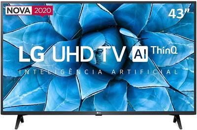 """Smart TV 43"""" LG Ultra HD 4K 43UN7300"""