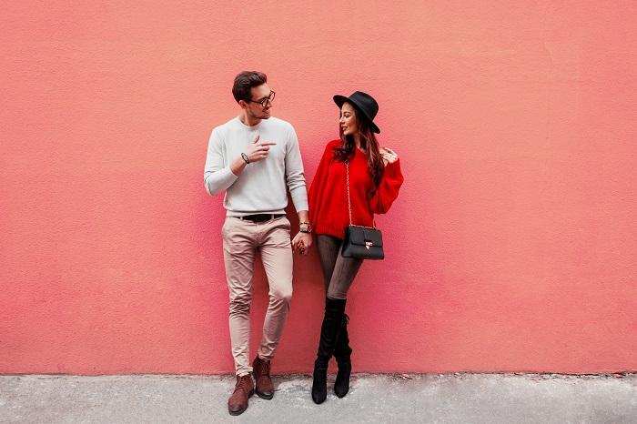roupas e calçados presente para a namorada