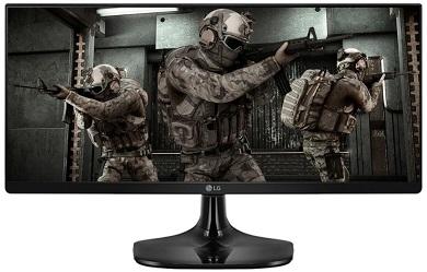 Monitor LG 25UM58GP