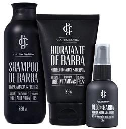 kit para a barba