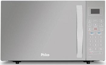 melhores micro-ondas inox Philco PMO33EB