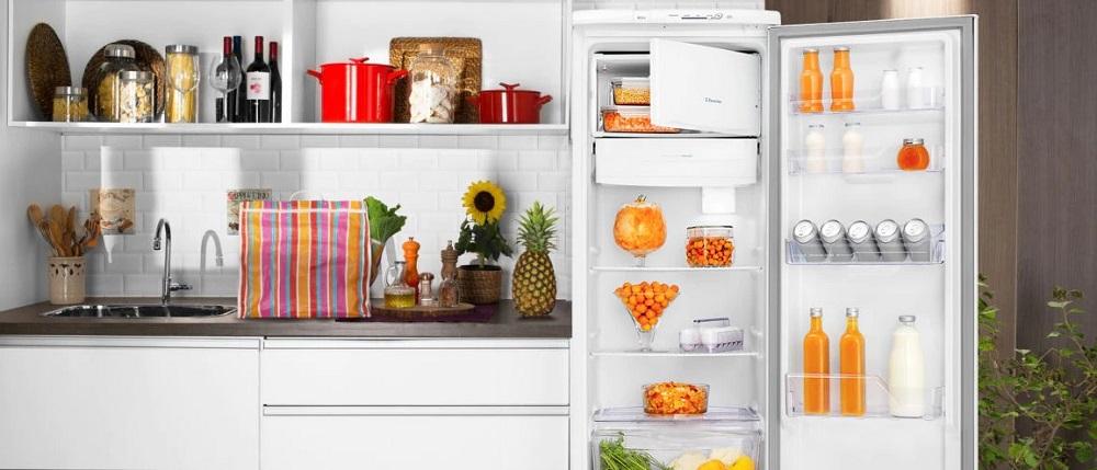 geladeira pequena